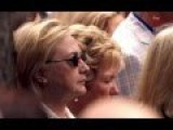 Before The Fall: Hillary Forced To Stand During 9 11 Memorial Event In New York City