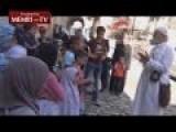 Bystander Berates Muslim Cleric For Preaching Jihad To Children