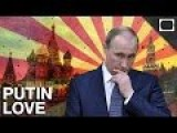 Brainwashed: Why Does The Starving Russian Population Still Love Putin?