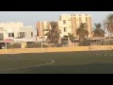 Bahraini Regime Forces Fire Tear Gas At Children Playing Football
