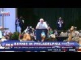 Bernie Sanders Sells Out And Gets Booed While Addressing His Delegates.7 25 16