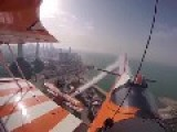 Breitling Wingwalkers Over Kuwait City