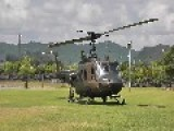 Bell UH-1 Huey Startup & Take-off