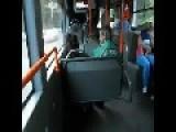 Bus Prank Goes Terribly Good