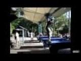 Backflip Off Pool Table Fail