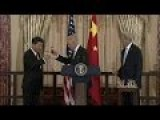 Biden And Kerry Host Chinese President For Lunch