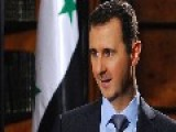 Bashar Assad Says Not Concerned By West's Draft Resolution Submitted To UN