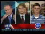 Bill O'Reilly Cracks At The Hands Of A Kid