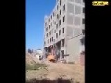 Building Demolition Gone Wrong