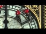 Big Ben's Clock Face Gets A Lift