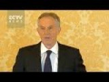 Blair Defends His Decision To Go To War In Iraq