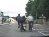Bad Ass British Biker Gang