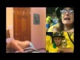Brazil Fan Crazy Crying Brazil Vs Germany 1-7 | Semifinal FIFA World Cup 2014