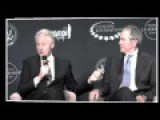 Bush And Clinton Shared Laughs Sep 9