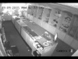 Brazen Smash And Grab At Texas Gun Shop
