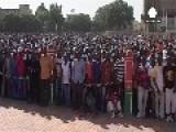 Burkina Faso: Protesters Denounce Military Takeover And Demand Civilian Rule