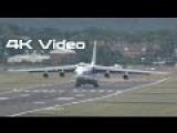Biggest Airplane In The World Very Short Landing