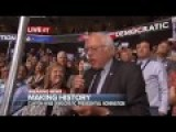 Bernie Sanders Just Made Hillary Clinton The First Woman Major Party Nominee For President