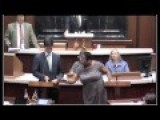 Black Democrat Legislator Accuses 18 Month Old Child Of Racism