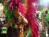 Brazil: Sizzling Hot Carnival Cannot Be Cooled Down, Even By A Deluge!