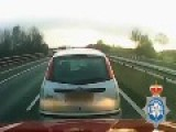 Britain's Worst Driver? Dangerous Driver Banned After Being Caught On Camera