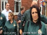 BRITAIN FIRST ACTIVISTS VISIT HEXTHORPE AND FACE ATTACK BY MUSLIMS AND ROMA