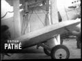 British Wonder War 'plane 1928