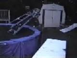 Backyard Wrestling: F-5 Inside 8 Foot Ladder