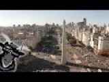 Buenos Aires From Above - Filmed With A Quadcopter Drone