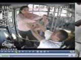 Bus Driver Assaulted By Unruly Mexican Passenger