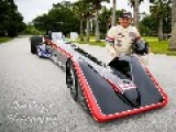 Big Daddy Don Garlits Sets Electric Car Record At 7.25 Seconds @ 184 Mph