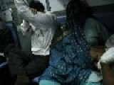 Bedtime In Indian Train