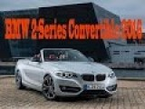 BMW 2 - Series Convertible 2015