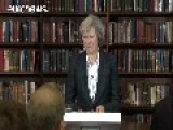 Boris Johnson Says He Won't Run To Be Next UK Prime Minister