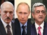 Belarus And Armenia Re-Evaluate Relations With Russia Nice Spin, Eh?