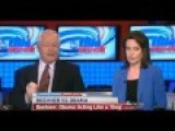 Bloody Bill Kristol, Katrina Vanden Heuvel Brawl Over Iraq: Why Don't You Enlist?