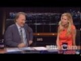 Bill Maher Asks Ann Coulter: Would Your 'imaginary Friend' Jesus Approve Of Your Anti-immigrant Rants?
