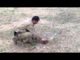 Bomb IED Disposal ...........Pershmerga Style!
