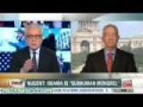 Blitzer Gets Super-Detailed On Nazi Origins Of Ted Nugent's 'Subhuman Mongrel' Obama Remark