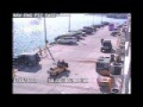 Boat Crashes Into Coast Guard Base Miami Beach 20.03.15