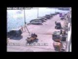 Boat Crashes Into Coast Guard Base Miami Beach 20.03.15