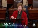 Barbara Mikulski Loses I 2b13 T After Failure To Pass Paycheck Fairness Act, I Get Volcanic!