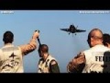 BREATHTAKING JOB, Safety Officers GUIDING F A-18's, EA-6B, E2-C Hawkeye And Greyhound