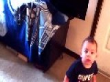 Best Baby Bubble Reaction Ever!!!