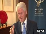 Bill Clinton: Kurds Are Willing To Fight