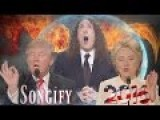 BAD HOMBRES, NASTY WOMEN Ft. Weird Al Yankovic