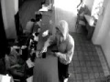 Bank Robbery In Chernivtsi