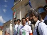 Bulgaria - People From All Over Bulgaria Gathered In Sofia To Protest Together For A Common Cause