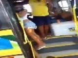 Brazilian Open Bar Bus