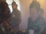 BRITISH ARMY GAS CHAMBER..GAS GAS GAS..NOT FUNNY AT THE TIME :o